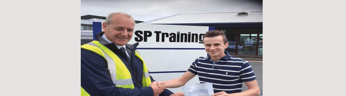 Ellis Castiglio & David Wardle SP Training