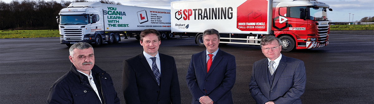 Scania and SP Training
