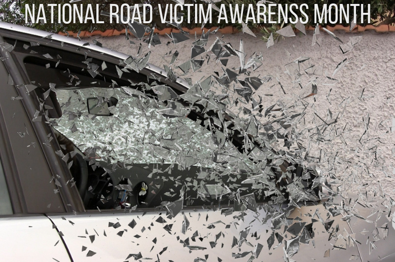 National Road Victim Awareness Month