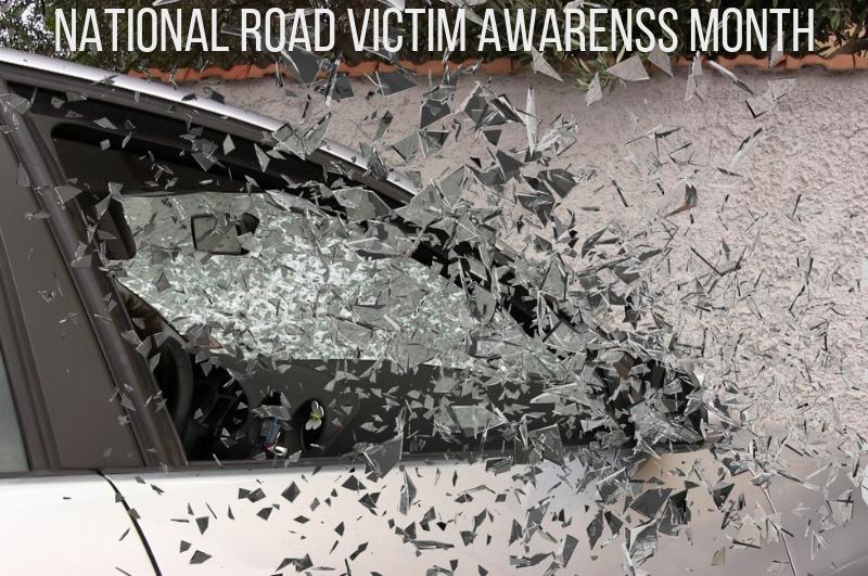 National Road Victim Awareness Month